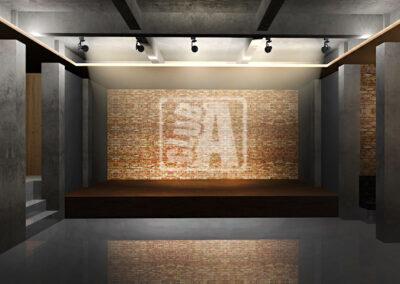 Club A – design interior