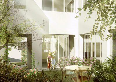 Co-housing în Arad