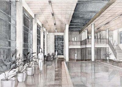 Desene de arhitectură