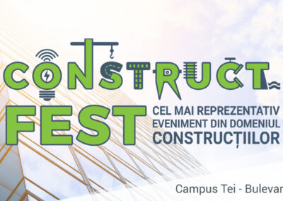 UTCB – ConstructFest 2018