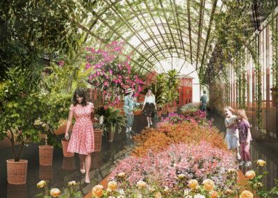 Piața de flori George Coșbuc