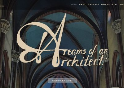 Dreams of an Architect