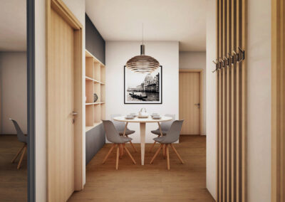 Apartament 4 camere în stil contemporan – Onix Park