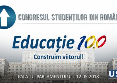 Congresul Studenților din România 2018